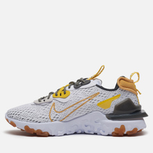 Мужские кроссовки Nike React Vision White/Honeycomb/Iron Grey/Vast Grey фото- 5