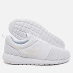 Мужские кроссовки Nike Roshe One Breathe White/White фото- 2