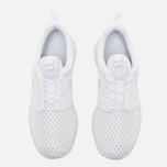 Мужские кроссовки Nike Roshe One Breathe White/White фото- 4