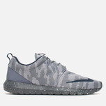 Мужские кроссовки Nike Roshe NM FB Flat Silver/Obsidian/Dark Grey фото- 0