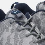 Мужские кроссовки Nike Roshe NM FB Flat Silver/Obsidian/Dark Grey фото- 5