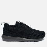 Мужские кроссовки Nike Roshe NM Flyknit Black/Midnight Fog фото- 0