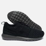 Мужские кроссовки Nike Roshe NM Flyknit Black/Midnight Fog фото- 1