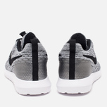 Мужские кроссовки Nike Roshe NM Flyknit SE Wolf Grey/Black/White фото- 3