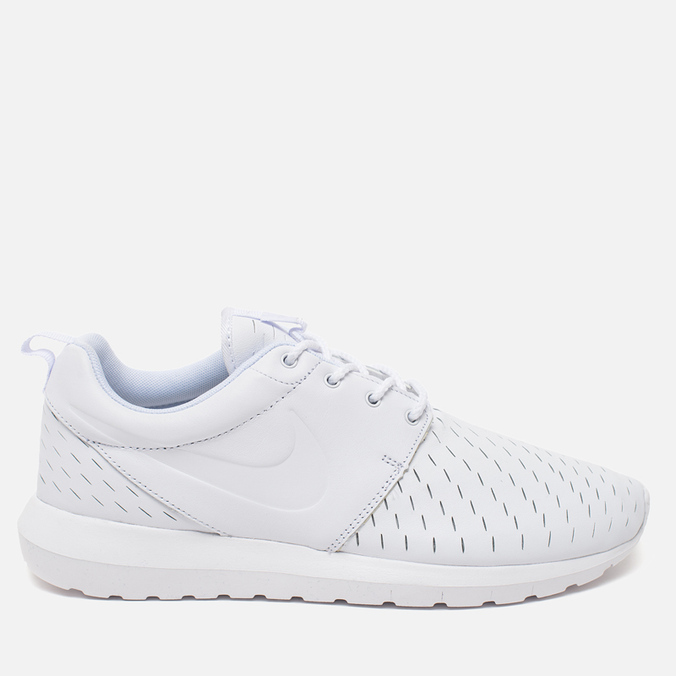 Мужские кроссовки Nike Roshe NM LSR White/White