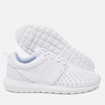 Мужские кроссовки Nike Roshe NM LSR White/White фото- 2