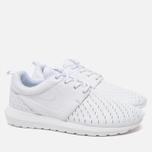Мужские кроссовки Nike Roshe NM LSR White/White фото- 1