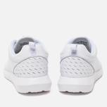 Мужские кроссовки Nike Roshe NM LSR White/White фото- 3