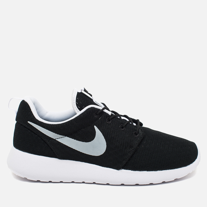 Nike Roshe One Breeze Men's Sneakers Black/White