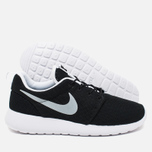 Мужские кроссовки Nike Roshe One Breathe Black/White фото- 2