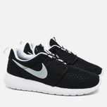 Мужские кроссовки Nike Roshe One Breathe Black/White фото- 1