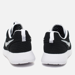 Мужские кроссовки Nike Roshe One Breathe Black/White фото- 3