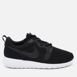 Мужские кроссовки Nike Roshe One Hyper BR Black/White/Black фото- 0