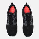 Мужские кроссовки Nike Roshe One Hyper BR Black/White/Black фото- 4