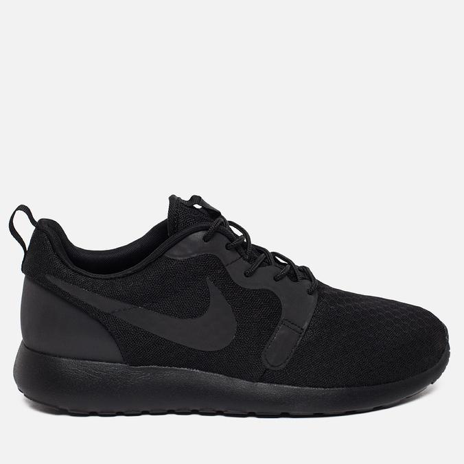 Мужские кроссовки Nike Roshe One Hyperfuse Black