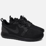 Мужские кроссовки Nike Roshe One Hyperfuse Black фото- 1