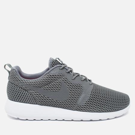 Nike Roshe One Hyperfuse BR Men's Sneakers Cool Grey/White
