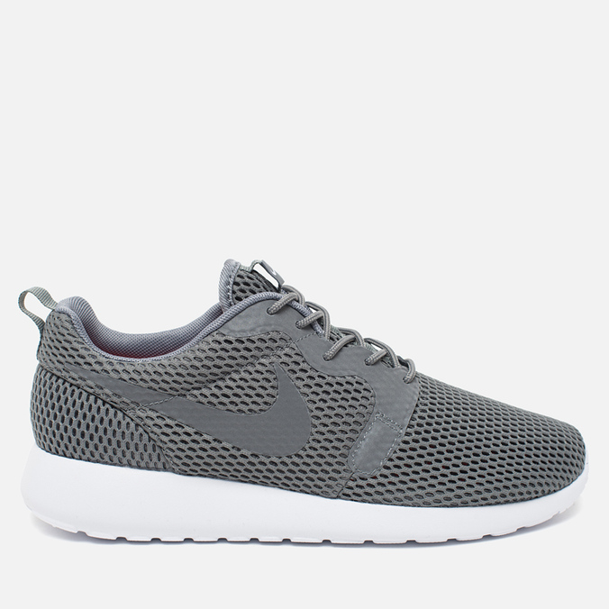 Мужские кроссовки Nike Roshe One Hyperfuse BR Cool Grey/White