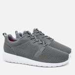 Мужские кроссовки Nike Roshe One Hyperfuse BR Cool Grey/White фото- 1