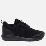 Мужские кроссовки Nike Roshe One NM Flyknit SE Black/Black фото- 0