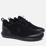 Мужские кроссовки Nike Roshe One NM Flyknit SE Black/Black фото- 1