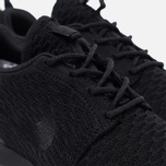 Мужские кроссовки Nike Roshe One NM Flyknit SE Black/Black фото- 5
