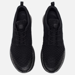 Мужские кроссовки Nike Roshe One NM Flyknit SE Black/Black фото- 4