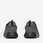 Мужские кроссовки Nike Roshe One Premium Black/Black/White фото- 3