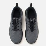 Мужские кроссовки Nike Roshe One Premium Black/Black/White фото- 4