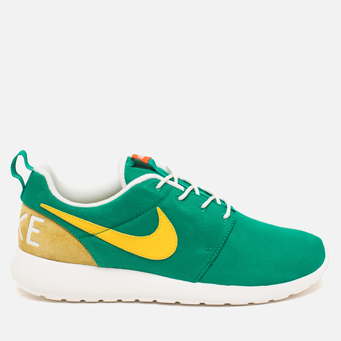 Мужские кроссовки Nike Roshe One Retro Lucid Green/Sail/Vivid Sulfur