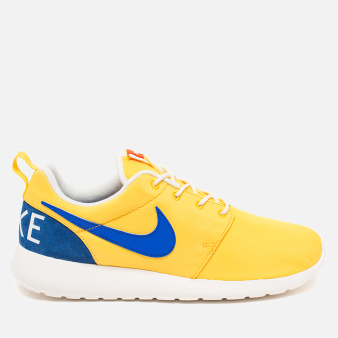 Мужские кроссовки Nike Roshe One Retro Varsity Maze/Race Blue