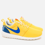 Мужские кроссовки Nike Roshe One Retro Varsity Maze/Race Blue фото- 1