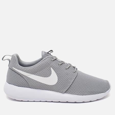 Мужские кроссовки Nike Roshe One Wolf Grey/White