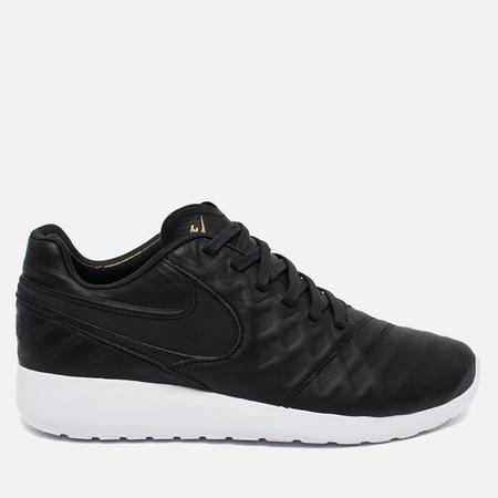 Nike Roshe Tiempo VI QS Men's Sneakers Black/Metallic Gold/White