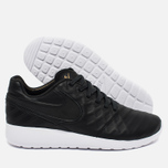 Nike Roshe Tiempo VI QS Men's Sneakers Black/Metallic Gold/White photo- 2