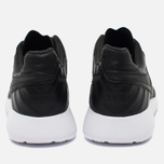 Мужские кроссовки Nike Roshe Tiempo VI QS Black/Metallic Gold/White фото- 3