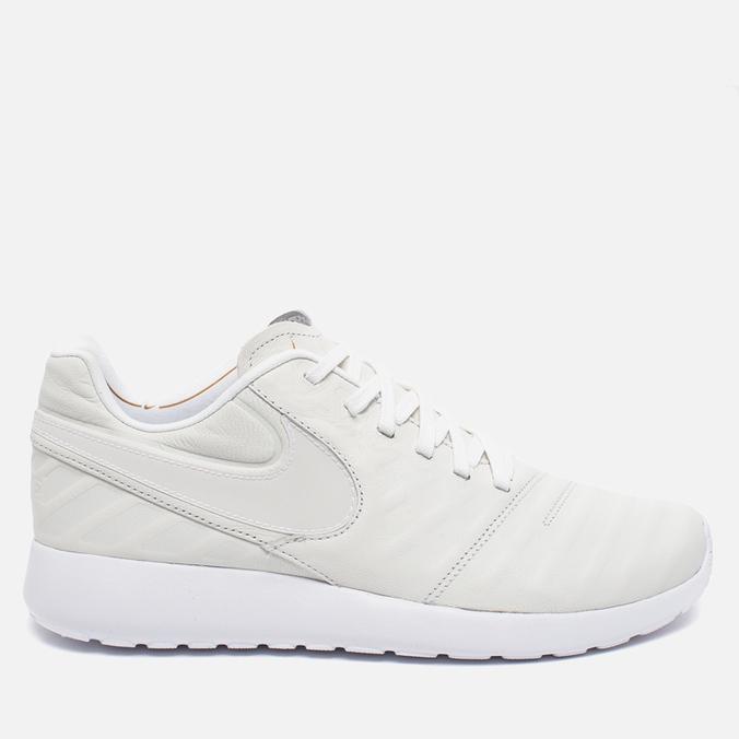 Мужские кроссовки Nike Roshe Tiempo VI QS White Metallic