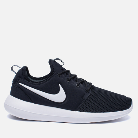 Мужские кроссовки Nike Roshe Two Black/White/Anthracite/White