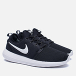 Мужские кроссовки Nike Roshe Two Black/White/Anthracite/White фото- 2