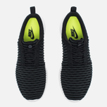 Мужские кроссовки Nike Roshe Two Flyknit Black/White фото- 4