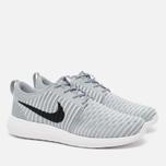 Мужские кроссовки Nike Roshe Two Flyknit Grey фото- 1