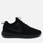 Мужские кроссовки Nike Roshe Two Triple Black фото- 0