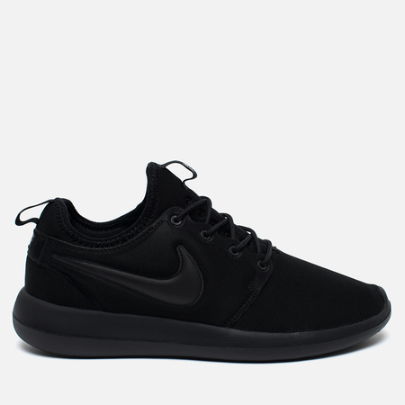 Мужские кроссовки Nike Roshe Two Triple Black