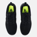 Мужские кроссовки Nike Roshe Two Triple Black фото- 4