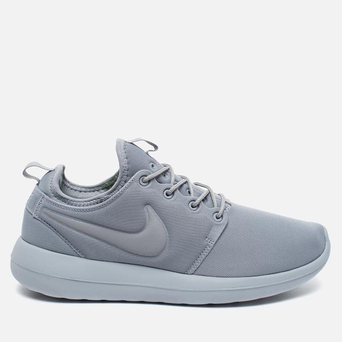 Мужские кроссовки Nike Roshe Two Wolf Grey