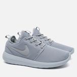 Мужские кроссовки Nike Roshe Two Wolf Grey фото- 2