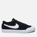 Мужские кроссовки Nike SB Air Zoom Blazer Low XT Black/Gum Light Brown/White/White фото- 0