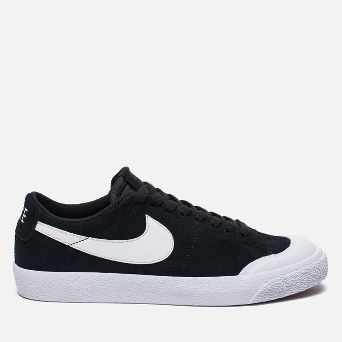 Мужские кроссовки Nike SB Air Zoom Blazer Low XT Black/Gum Light Brown/White/White