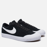 Мужские кроссовки Nike SB Air Zoom Blazer Low XT Black/Gum Light Brown/White/White фото- 2