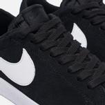 Мужские кроссовки Nike SB Air Zoom Blazer Low XT Black/Gum Light Brown/White/White фото- 5